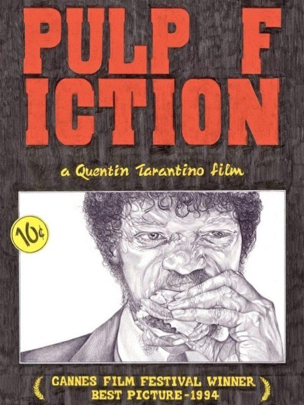 Pulp Fiction PRINT