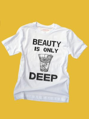 Beauty is only GIN deep